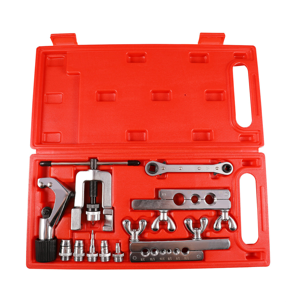 Single Flaring Tool and Swaging Tool Kit