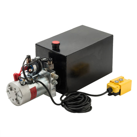 Double Acting Hydraulic Pump for Dump Trailers