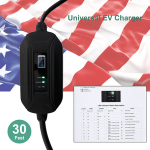 Electric Car EV Charger