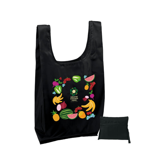 REUSABLE SHOPPING GROCERY TOTE