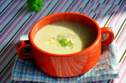 Cream Chicken and Mushroom Soup - Produce Delivery West Vancouver
