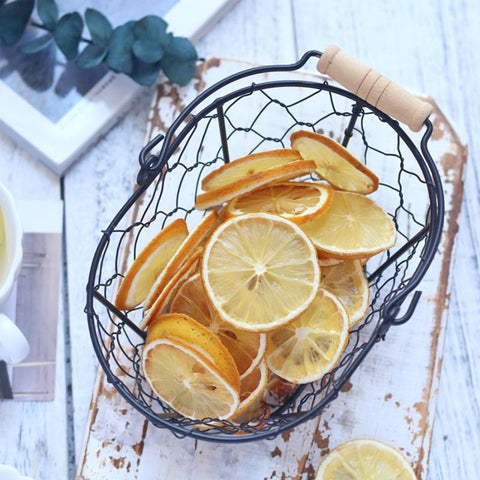 Homemade Dried Lemon - Produce Delivery Broadway Vancouver West