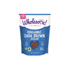 WHOLESOME ORGANIC DARK BROWN SUGAR 681G