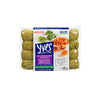 YVES KALE & CARAMELIZED ONION VEGGIE SAUSAGES 400G