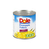 DOLE PINEAPPLE TIDBITS 398ML