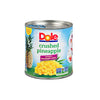 DOLE CRUSHED PINEAPPLE 398ML