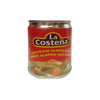 LA COSTENA GREEN PICKLED JALAPENO PEPPERS 200ML