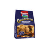 LOACKER QUADRATINI CHOCO WAFER COOKIES 250G