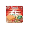 SHEESE VEGAN CHEDDAR STYLE WITH JALAPENOS & CHILIS 200G