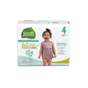 SEVENTH GENERATION 25 DIAPERS SIZE 4
