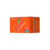 ZEVIA ZERO CARORIE SODA ORANGE 6X355ML