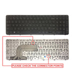HP Pavilion 15 15-E 15-G 15-N 15-R 15-S Series(Numeric) Laptop Keyboard With Frame - Chotustore