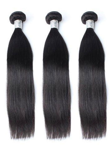 Luxe Mink  Straight 3 Bundle Deal