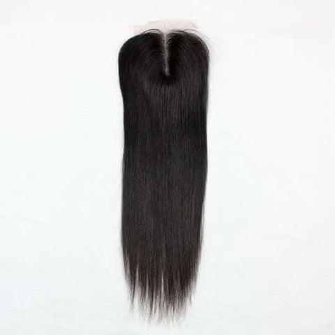 Luxe Mink Straight Closure