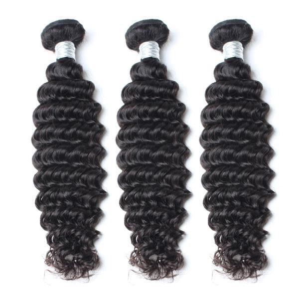 Luxe Mink Deep Wave 3 Bundle Deal