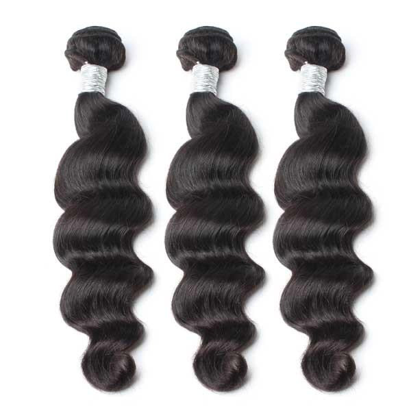 Luxe Mink Loose Wave 3 Bundle Deal
