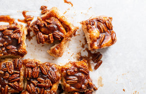 Easy Vegan Cinnamon Buns