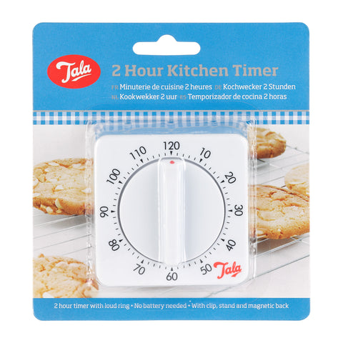 Tala Everyday 2 hour Mechanical Kitchen timer