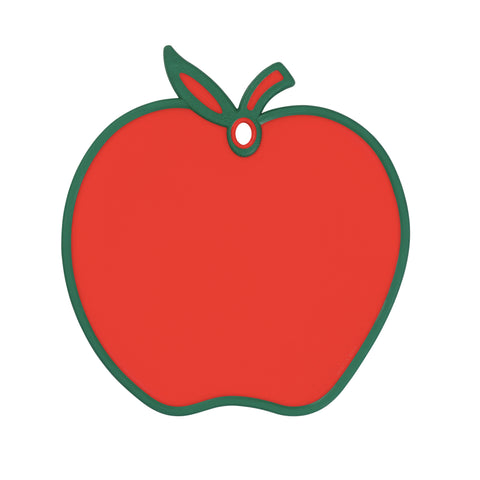 Chef Aid Red Apple Chopping Board