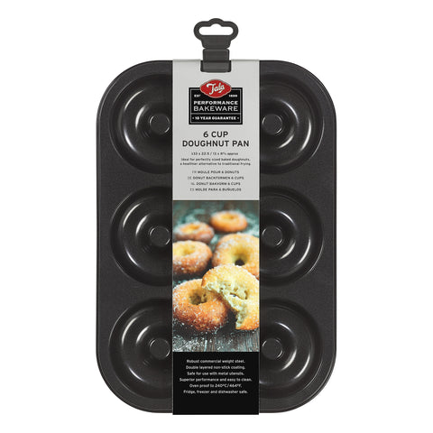 Tala Performance 6 Cup Doughnut Pan