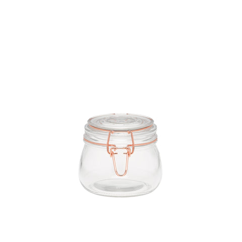 Tala Copper Wire Clip Top 500ml Jar