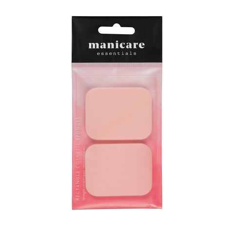 Manicare 2 Rectangle Cosmetic Sponges