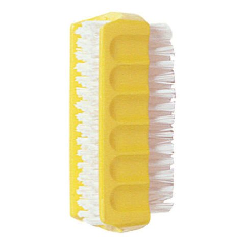Chef Aid 9cm Double Sided Plastic Nail Brush