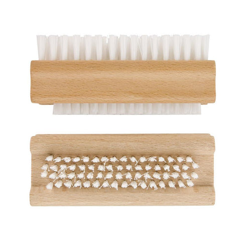 Elliott FSC¨ Wooden Double Sided Nail Brush
