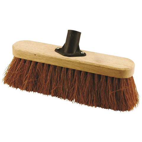 Elliott FSC¨ 29cm Broom Head With Natural Coconut Fibres