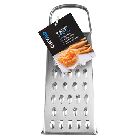 Chef Aid Four Sided Grater