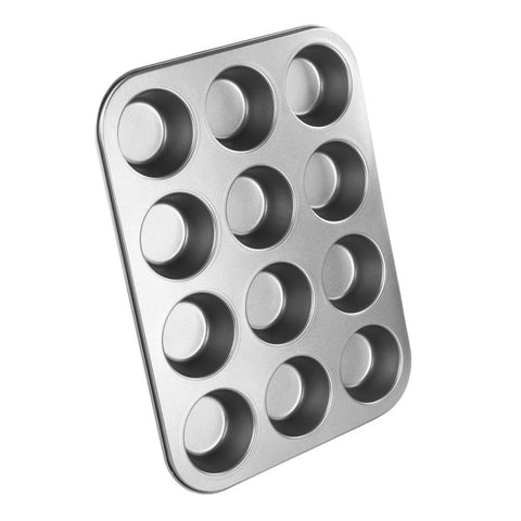 Chef Aid 12 Cup Muffin Pan