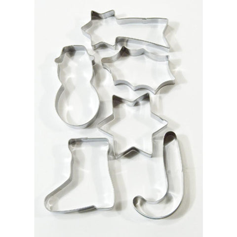 Tala Christmas Cookie Cutters