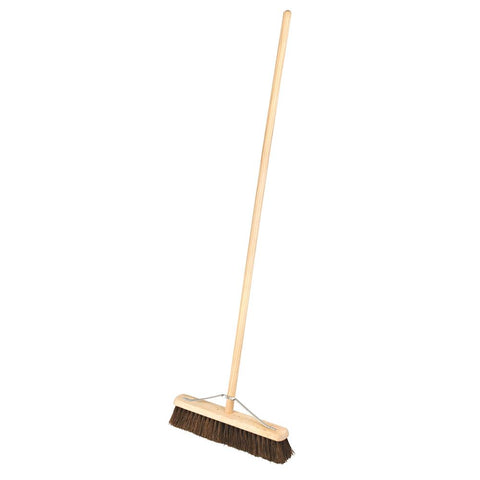 Elliott FSC¨ 45cm Sweeping Broom With Bassine Fibres