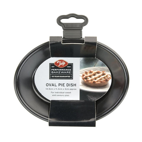 Tala Performance Oval Pie Dish 14.5 x 11.3 x 3cm