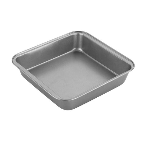 Chef Aid Square Cake Pan 20 x 20 x 4.5cm approx