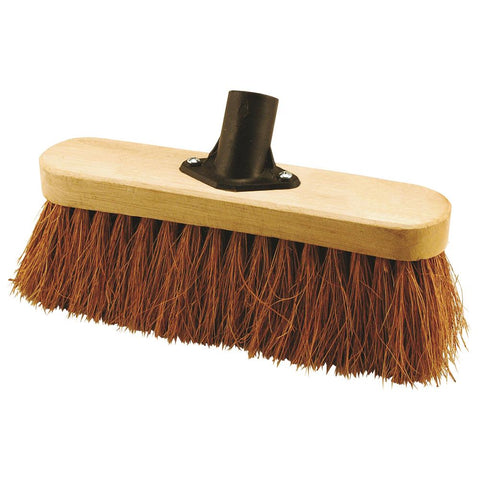Elliott FSC¨ 25cm Broom Head With Natural Coconut Fibres