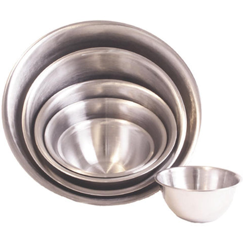 Chef Aid S/S Bowl 260mm Bk Aprox 3L