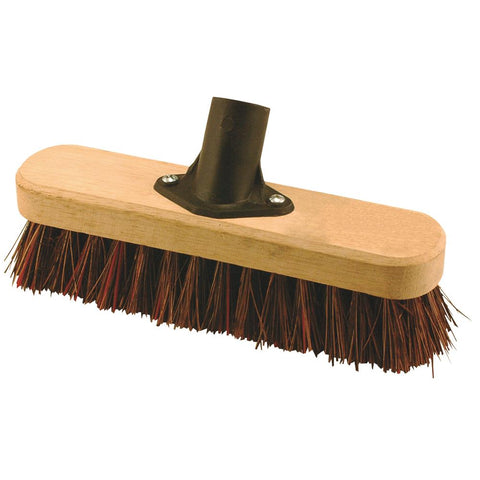 Elliott FSC¨ Deck Scrubbing Broom Head With Natural Union Fibres