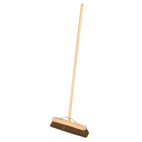Elliott FSC¨ 45cm Sweeping Broom With Coconut Fibres