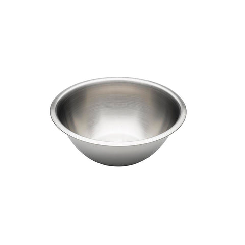 Chef Aid S/S Bowl 222mm Bk Aprox 1.9l