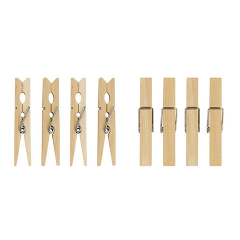 Elliotts Birchwood Clothes Pegs 36 Pack