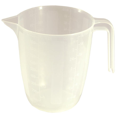 Chef Aid 1 Litre 1.76 pint Measuring Jug