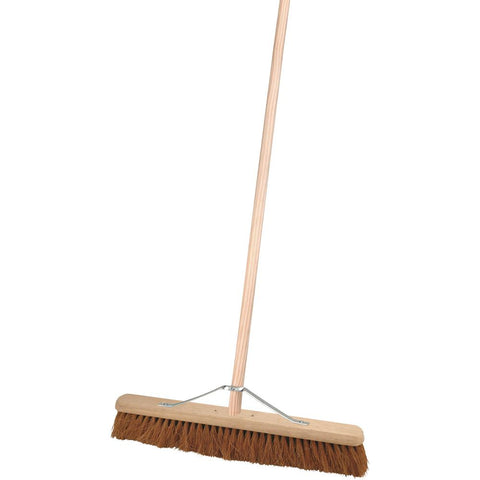 Elliott FSC¨ 60cm Sweeping Broom With Coconut Fibres