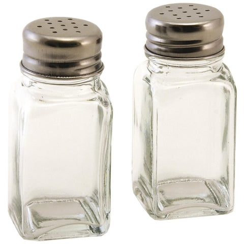 Chef Aid Salt & Pepper Shakers