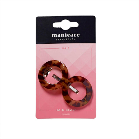 Manicare - Tortoise Shell Hair Clasp