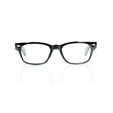Manicare Reading glasses Black plain +1
