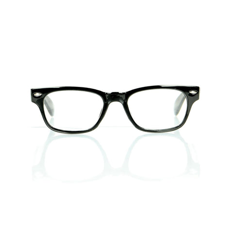 Manicare Reading glasses Black plain +2.5