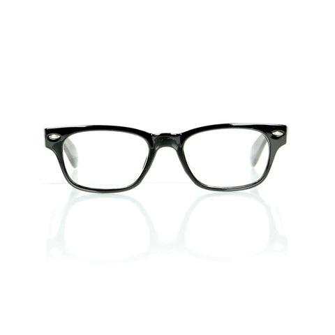 Manicare Reading glasses Black plain +3