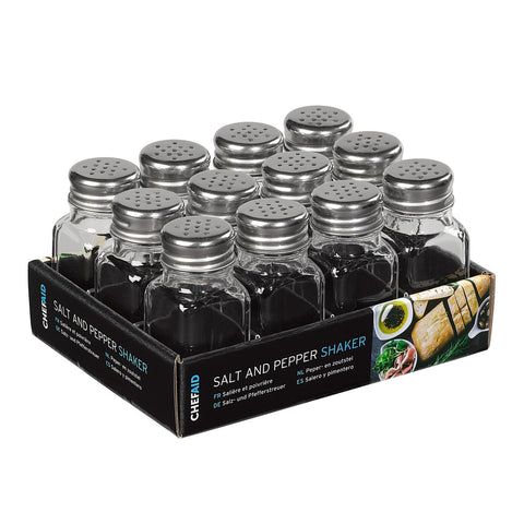 Chef Aid 70ml Shaker CDU of 12