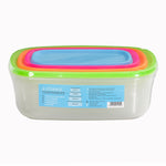 Chef Aid 4 Storage Containers